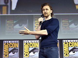 Tom Hiddleston at SDCC 2019