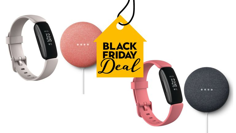 The Currys Black Friday Sale Has Started Buy A Fitbit And Get A Free Google Nest Mini Real Homes