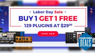 Waves Labor Day sale graphic