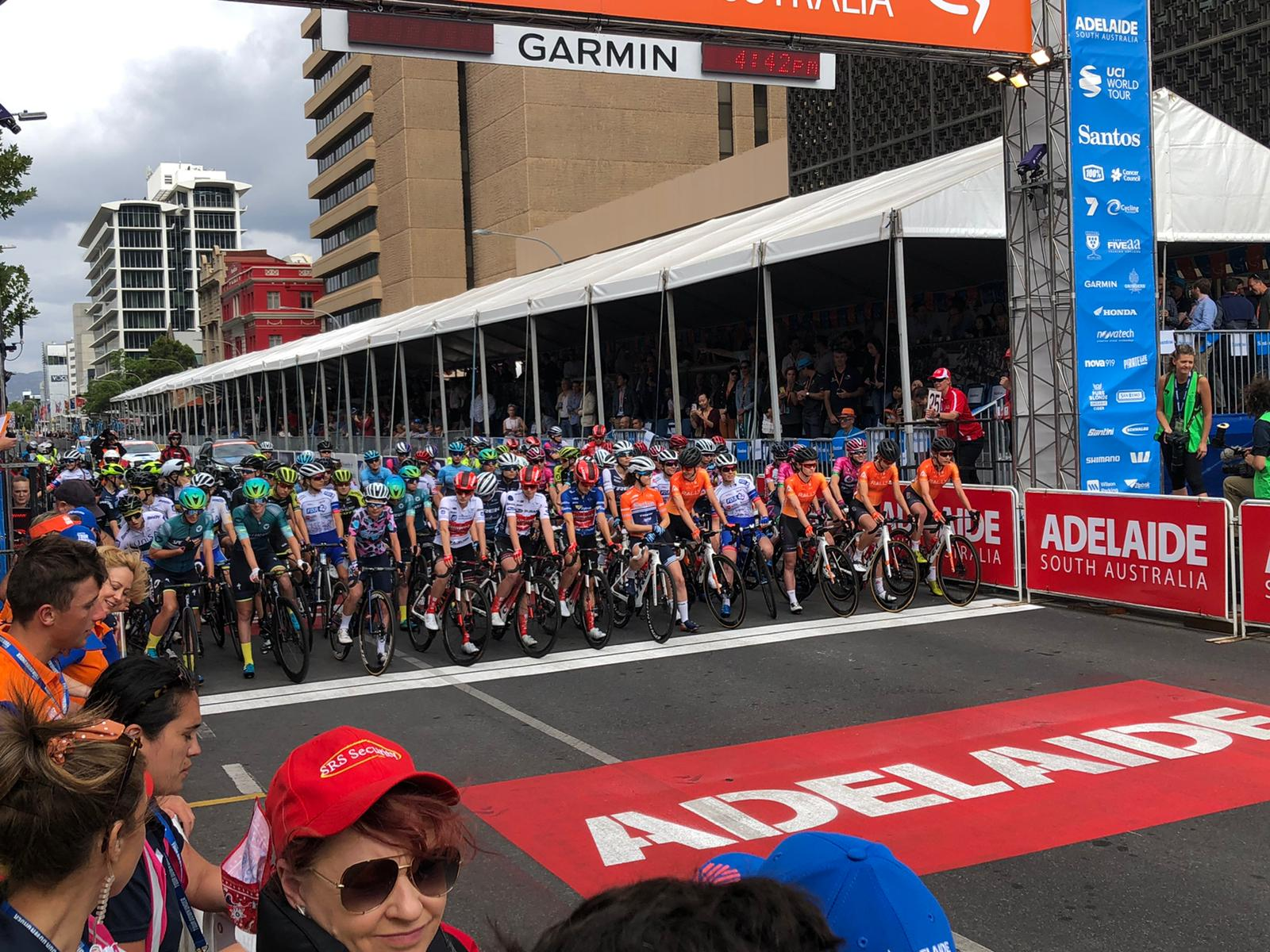 Women's Tour Down Under