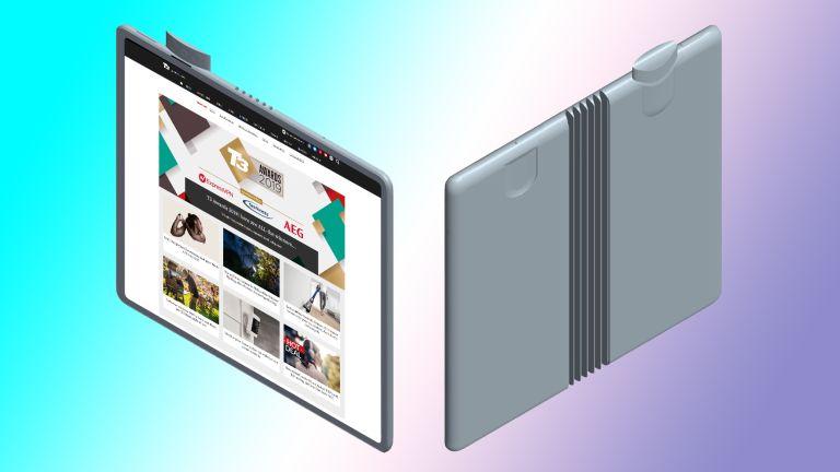 Oppo foldable phone folding phone