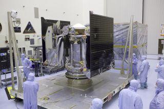 OSIRIS-REx at Kennedy Space Center