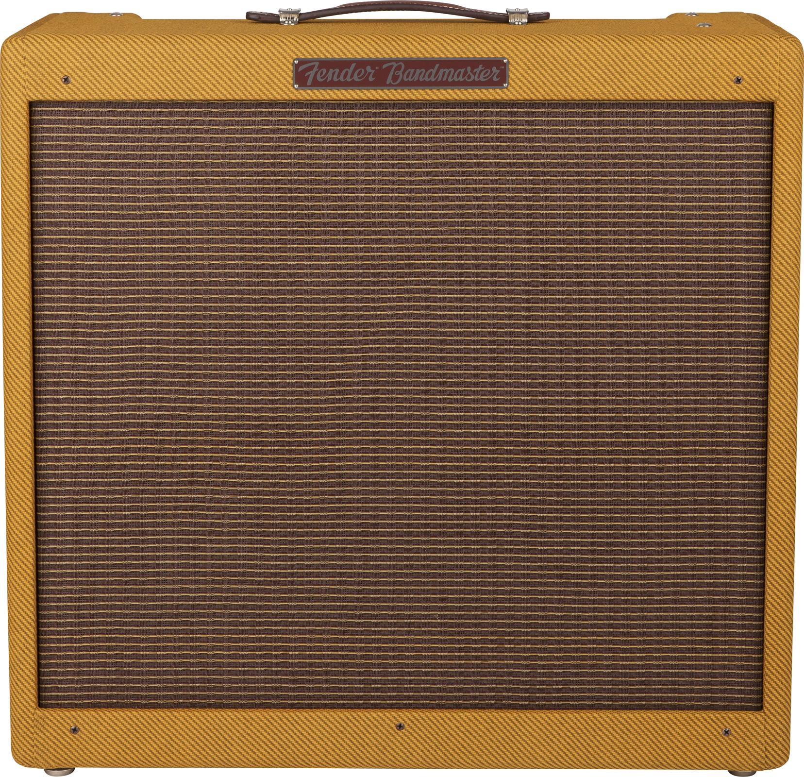 NAMM 2013: Fender Releases '57 Bandmaster, Mustang V 2 and
