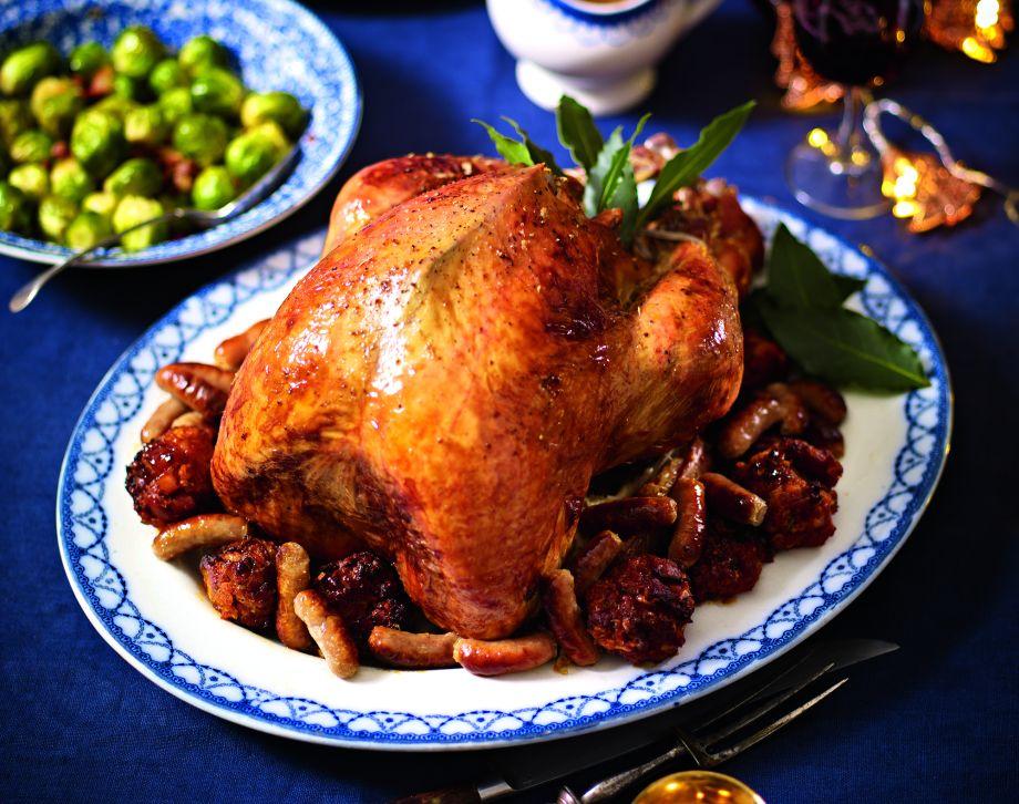Christmas dinner etiquette