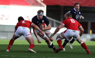 Scotland v Wales Six Nations.