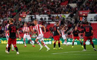 Stoke City v Fleetwood Town – Carabao Cup – First Round – Bet365 Stadium