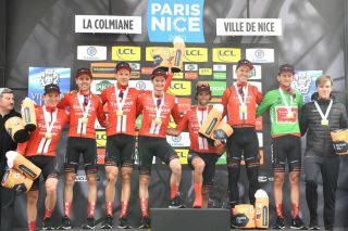 Sunweb proved to be the best team at the 2020 Paris-Nice