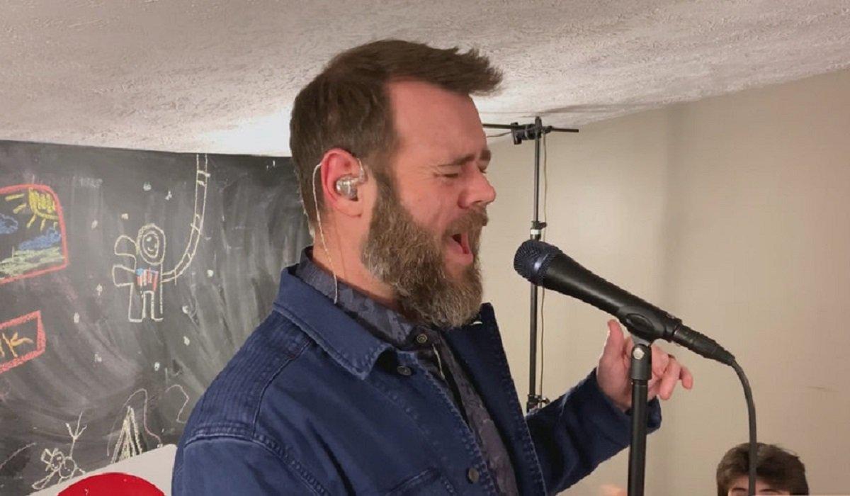 Todd Tilghman The Voice