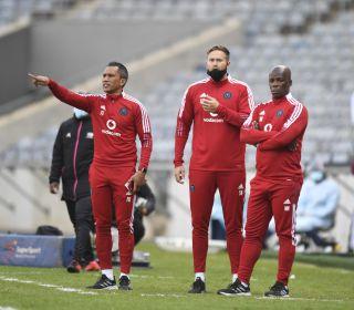 Fadlu Davids, Sjoerd Woudenberg and Mandla Ncikazi