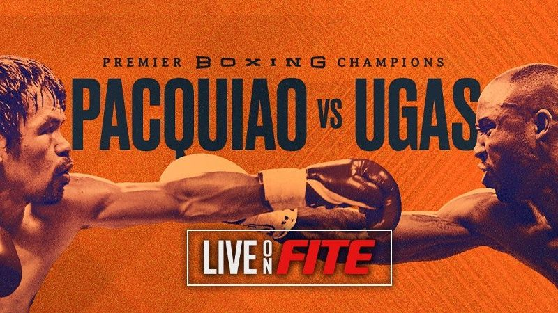 Pacquiao vs Ugas live stream: how to watch the boxing for free, online and  on TV | What Hi-Fi?
