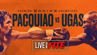 Pacquiao vs Ugas live stream: how to watch the boxing for free