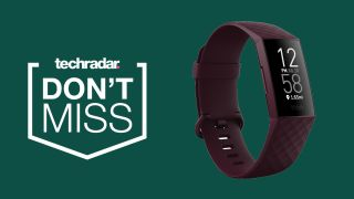 Fitbit Charge 4 Is Under 100 100 With This Early Black Friday Fitness Tracker Deal Techradar