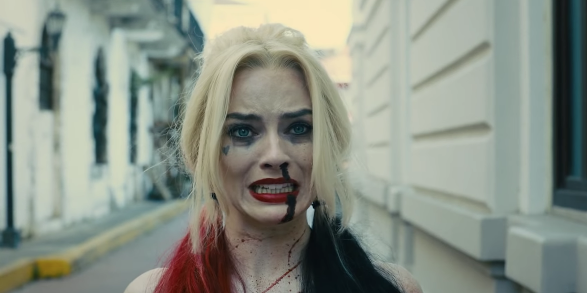 Harley Quinn in The Suicide Squad