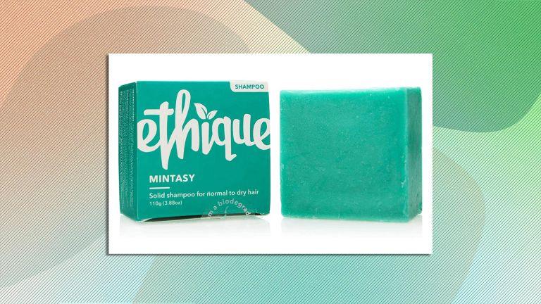 Ethique shampoo bar mintasy review