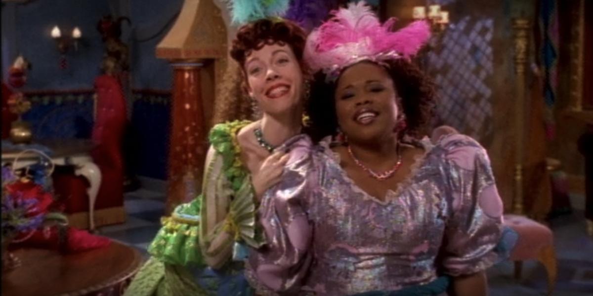 1997 Cinderella cast