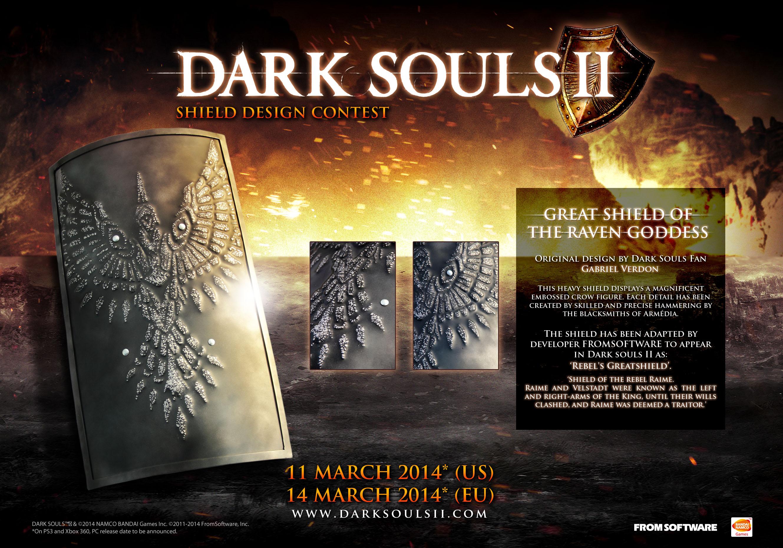 Dark Souls 2 Screenshots Unveil Two Amazing Shields #30433