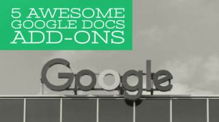 5 Awesome Google Docs Add-Ons