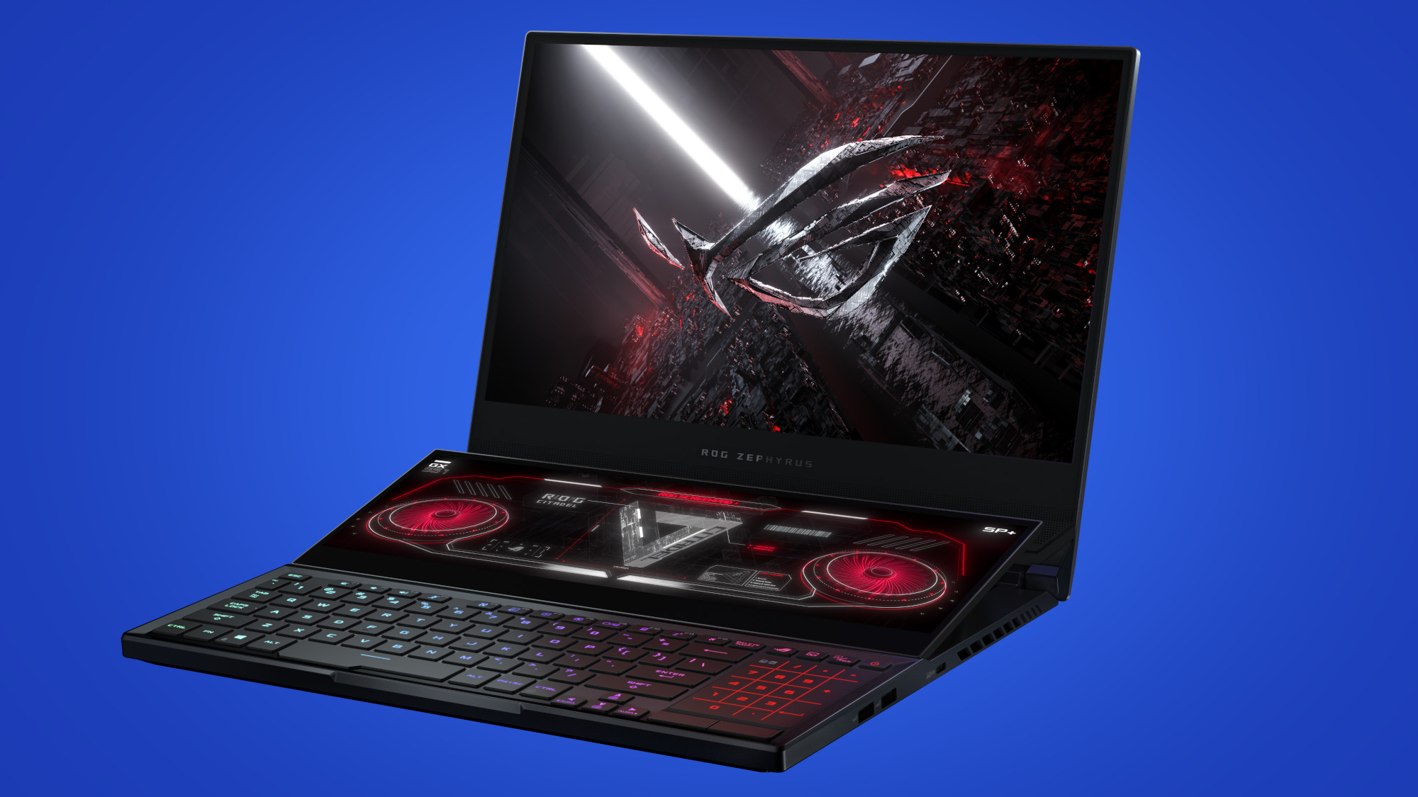 Asus ROG Zephyrus Duo 15 wants to prove that dual-screen gaming laptops aren't just a gimmick thumbnail