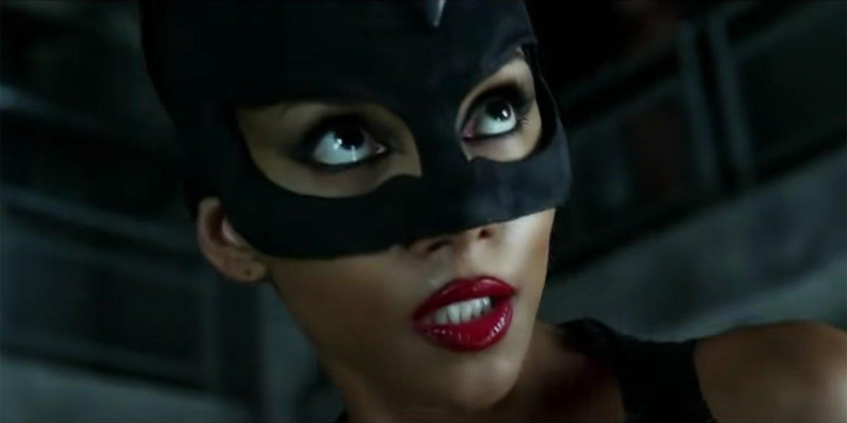 Halle Berry Catwoman trailer screenshot