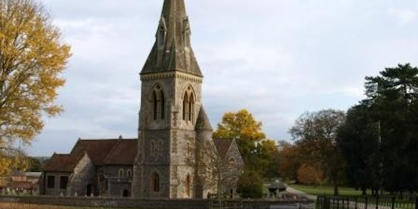 St. Marks Englefield from its official website
