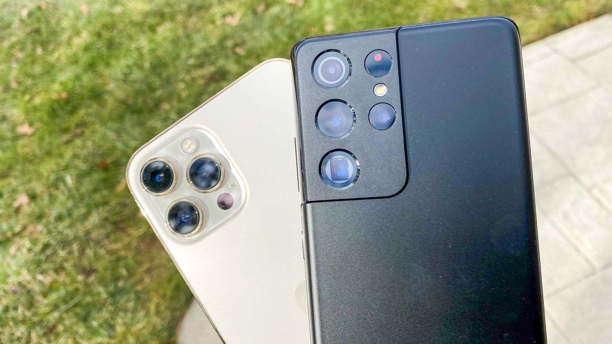 Samsung Galaxy S21 Ultra — 7 ways it beats iPhone 12 Pro Max