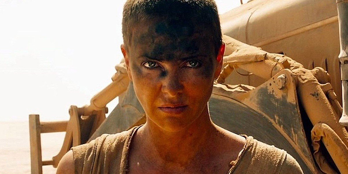 Charlize Theron as Furiosa in Mad Max: Fury Road (2015)