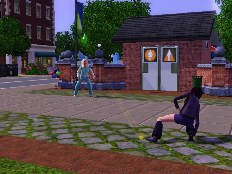 The Sims 3 Seasons Brings Weather And Festivals To The Sims World #25030