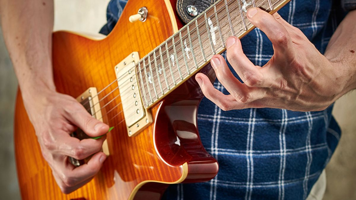 Guitar skills: Speed up your leads with these quickfire exercises