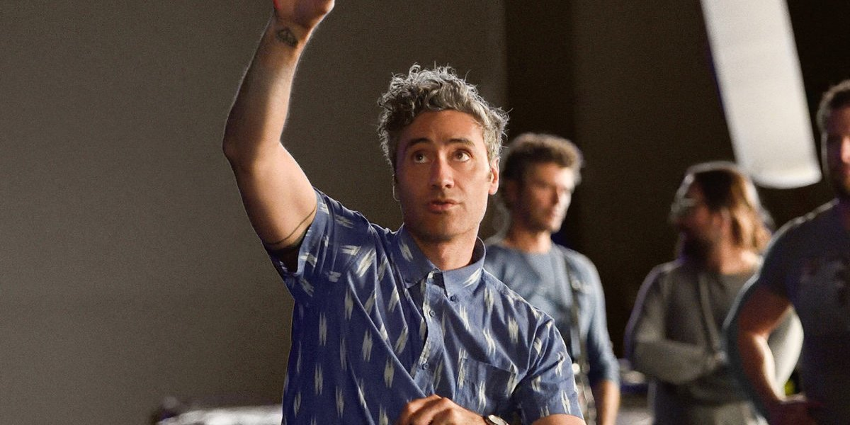 Whoa: Taika Waititi Is Joining James Gunn's Suicide Squad 2