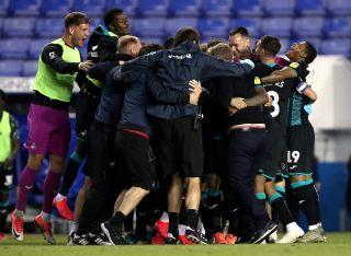 Reading v Swansea City – Sky Bet Championship – Madejski Stadium