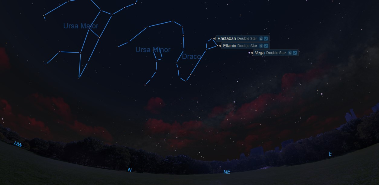 See Draco the Dragon in the Night Sky This Week | Space