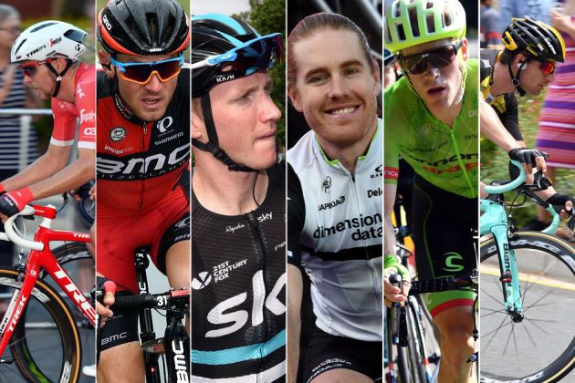 Thumbnail Credit (cyclingweekly.co.uk) (Photo: Graham Watson): A look at six top US professional riders who could make an impression on the 2017 men's WorldTour - Photos by Graham Watson