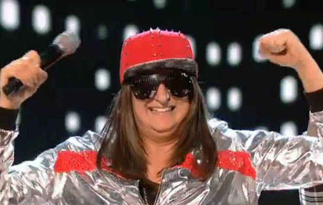the x factor, honey g