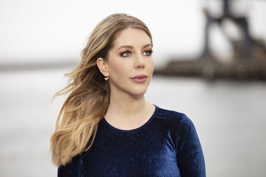 'I've slagged off Canada a lot in the past!' admits Katherine Ryan