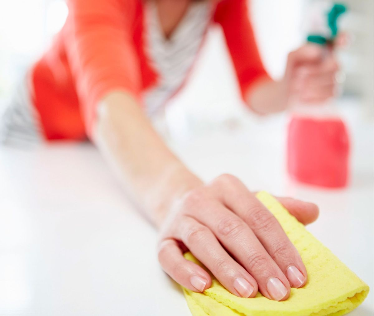 The handy cleaning hacks you need to know for a sparkling home