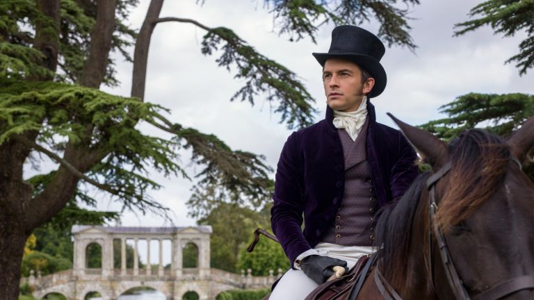 What does the Bee in Bridgerton mean? BRIDGERTON JONATHAN BAILEY as ANTHONY BRIDGERTON sat on a horse in episode 101 of BRIDGERTON