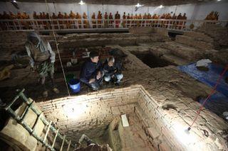 buddhist site