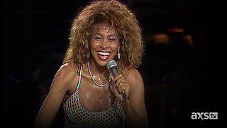 Tina Turner on AXS TV