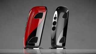 Bugatti Royale active speakers