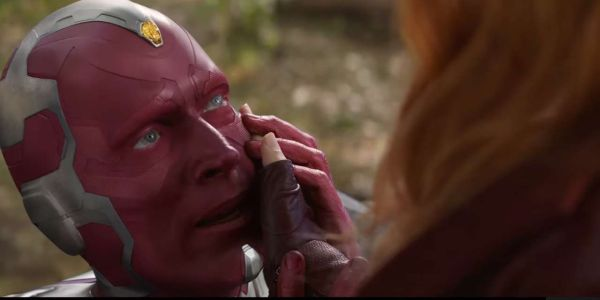 Vision Avengers: Infinity War