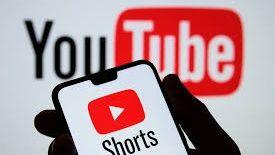Logo of YouTube Shorts