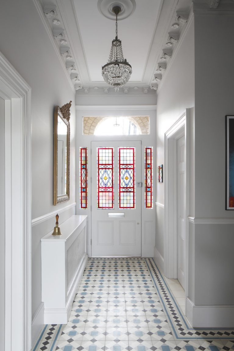 24 Striking Hallway Floor Ideas For Stylish Modern Homes Livingetc