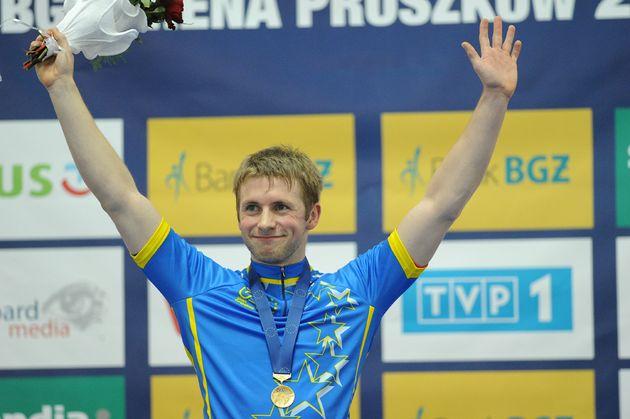 Jason Kenny wins keirin, European Track Championships 2010