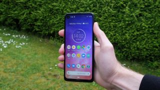 The Motorola One Vision