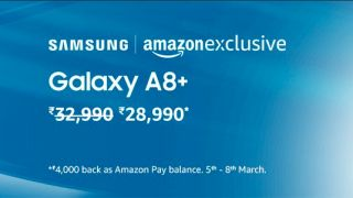 5bc6232e96515f No Cost EMI, Extra Exchange discounts and more. Shares. Samsung has  announced the Samsung Carnival sale on Amazon ...