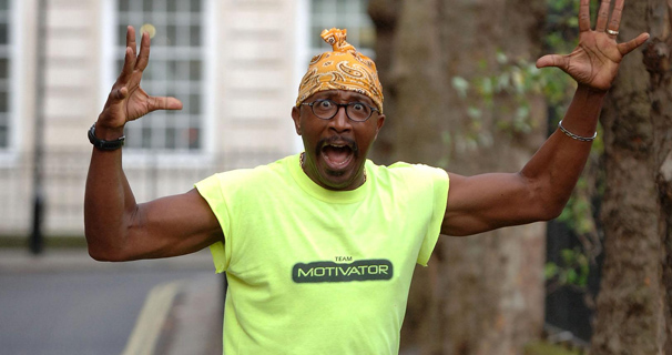 Mr Motivator dislocates knee and tumbles out of new BBC ...