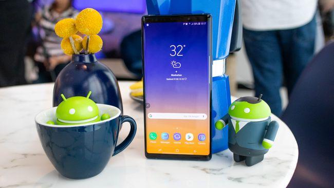 Puis-je vraiment abandonner mon PC pour un smartphone Samsung Note 9? 5