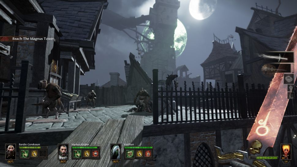 The End Times: Vermintide