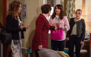 Emmerdale spoilers! Leyla Harding is accused of being a man stealer!