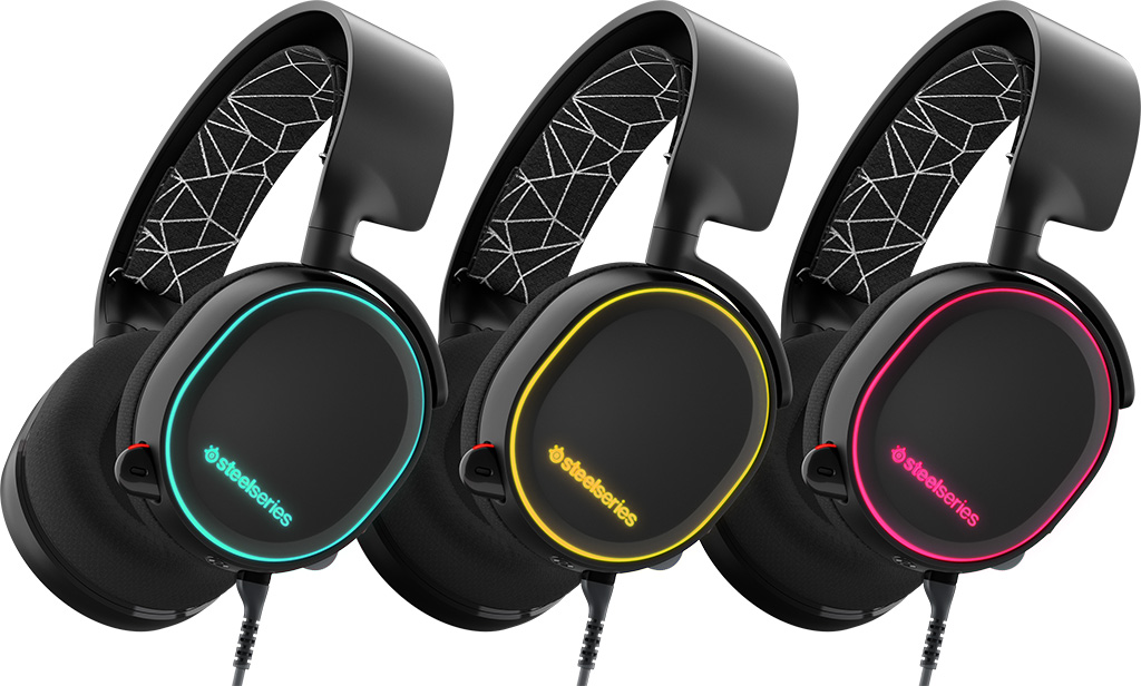 SteelSeries Introduces New Headset